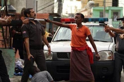 haitische Mutter