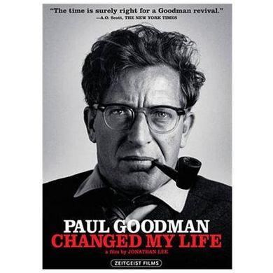 Paul Goodman *9. September 1911 in New York; † 2. August 1972