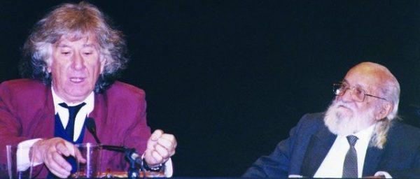 Augusto Boal und Paulo Freire