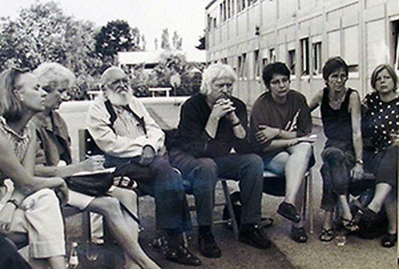 Paulo Freire in der Unterkunft München