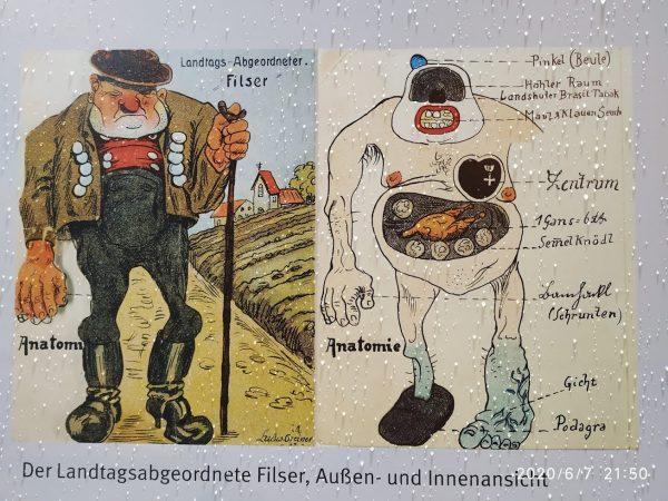bayrische Anatomie